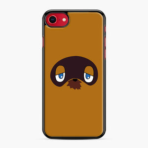 Animals Tom Crossing Wallpaper iPhone 7/8 Case, Black Plastic Case | Webluence.com