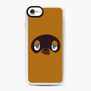 Animals Tom Crossing Wallpaper iPhone 7/8 Case, White Rubber Case | Webluence.com