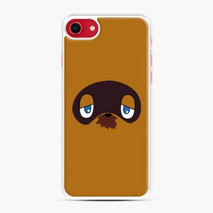 Animals Tom Crossing Wallpaper iPhone 7/8 Case, White Plastic Case | Webluence.com