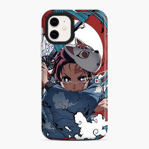 Anime Demon Slayer Magic iPhone 11 Case, Snap Case