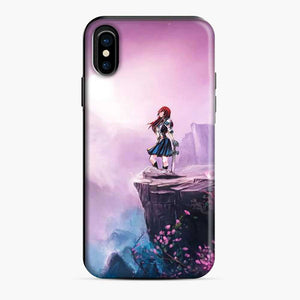 Anime Japan Wallpaper iPhone X/XS Case