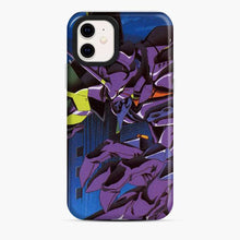Load image into Gallery viewer, Anime Neon Genesis Evangelion iPhone 11 Case