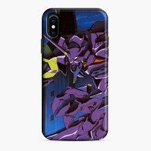 Load image into Gallery viewer, Anime Neon Genesis Evangelion iPhone X/XS Case