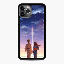 Load image into Gallery viewer, Anime Your Name Kimi No Na Wa iPhone 11 Pro Case