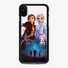 Load image into Gallery viewer, Anna And Elsa Frozen 2 iPhone XR Case