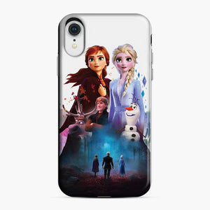 Anna And Elsa Frozen 2 iPhone XR Case