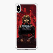 Load image into Gallery viewer, Annabelle Comes Home Blu Ray iPhone X/XS Case
