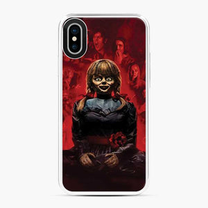 Annabelle Comes Home Blu Ray iPhone X/XS Case