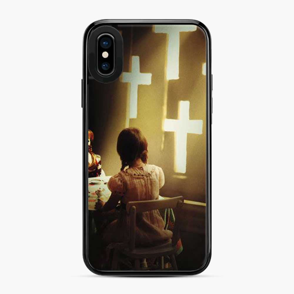 Annabelle Cross iPhone X/XS Case