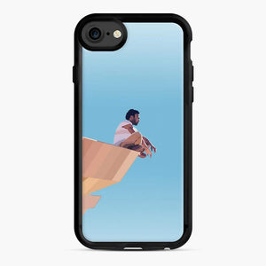 Another Childish Gambino iPhone 7/8 Case, Black Rubber Case | Webluence.com