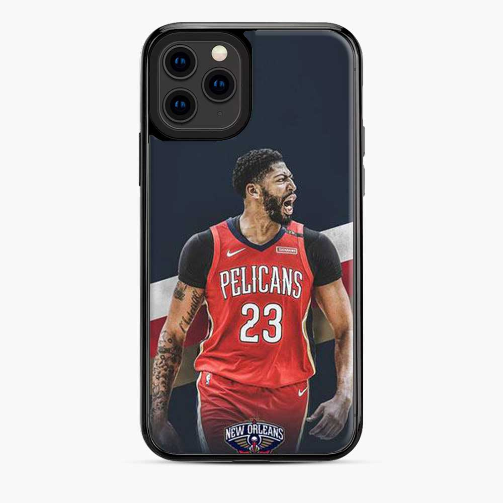 Anthony Davis 23 New Orleans Pelicans iPhone 11 Pro Case