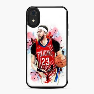 Anthony Davis Basketball New Orleans Pelicans Nba iPhone XR Case