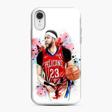 Load image into Gallery viewer, Anthony Davis Basketball New Orleans Pelicans Nba iPhone XR Case