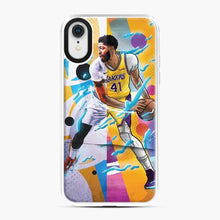 Load image into Gallery viewer, Anthony Davis La Lakers iPhone XR Case