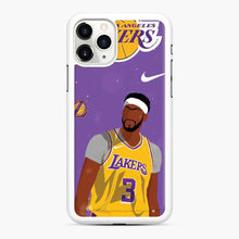 Load image into Gallery viewer, Anthony Davis Lakers iPhone 11 Pro Case