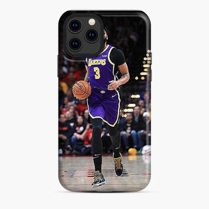 Anthony Davis Los Angeles Lakers Nba Star iPhone 11 Pro Case