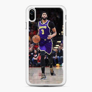 Anthony Davis Los Angeles Lakers Nba Star iPhone XR Case
