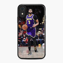 Load image into Gallery viewer, Anthony Davis Los Angeles Lakers Nba Star iPhone XR Case