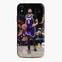 Load image into Gallery viewer, Anthony Davis Los Angeles Lakers Nba Star iPhone X/XS Case