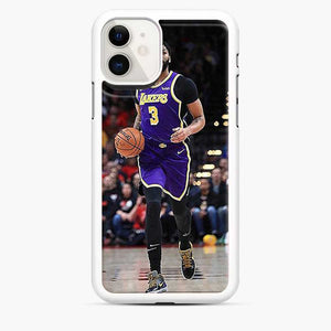 Anthony Davis Los Angeles Lakers Nba Star iPhone 11 Case
