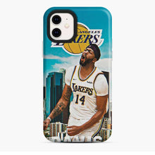 Load image into Gallery viewer, Anthony Davis Nba Lakers iPhone 11 Case