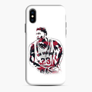 Anthony Davis New Orleans Pelicans iPhone X/XS Case