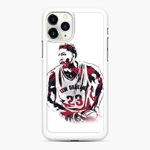 Anthony Davis New Orleans Pelicans iPhone 11 Pro Case