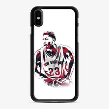 Load image into Gallery viewer, Anthony Davis New Orleans Pelicans iPhone X/XS Case