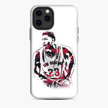 Load image into Gallery viewer, Anthony Davis New Orleans Pelicans iPhone 11 Pro Case