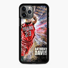 Load image into Gallery viewer, Anthony Davis Pelicans 23 iPhone 11 Pro Case
