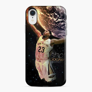 Anthony Davis Shot Blocker iPhone XR Case