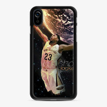 Load image into Gallery viewer, Anthony Davis Shot Blocker iPhone XR Case