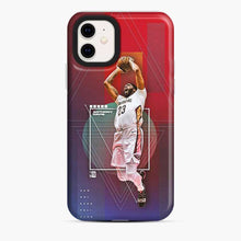 Load image into Gallery viewer, Anthony Davis's Jumpshot Style Gradient iPhone 11 Case