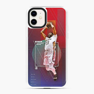 Anthony Davis's Jumpshot Style Gradient iPhone 11 Case
