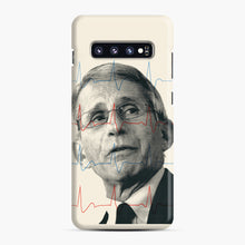 Load image into Gallery viewer, Anthony Fauci Became America's Doctor Samsung Galaxy S10 Plus Case, Snap Case | Webluence.com