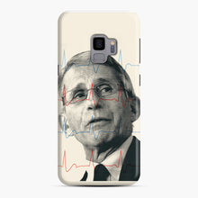 Load image into Gallery viewer, Anthony Fauci Became America's Doctor Samsung Galaxy S9 Case, Snap Case | Webluence.com