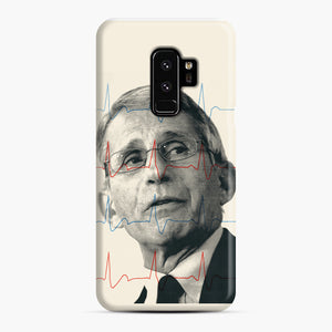 Anthony Fauci Became America's Doctor Samsung Galaxy S9 Plus Case, Snap Case | Webluence.com