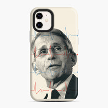 Load image into Gallery viewer, Anthony Fauci Became America's Doctor iPhone 11 Case, Snap Case | Webluence.com