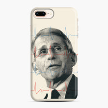 Load image into Gallery viewer, Anthony Fauci Became America's Doctor iPhone 7,8 Plus Case, Snap Case | Webluence.com