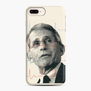 Anthony Fauci Became America's Doctor iPhone 7,8 Plus Case, Snap Case | Webluence.com
