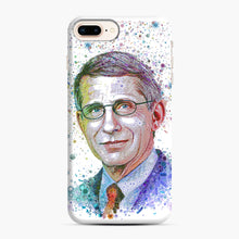 Load image into Gallery viewer, Anthony Fauci illustration iPhone 7,8 Plus Case, Snap Case | Webluence.com