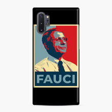Load image into Gallery viewer, Anthony Fauci Samsung Galaxy Note 10 Plus Case, Snap Case | Webluence.com
