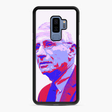 Load image into Gallery viewer, Anthony Fauci illustration Art Samsung Galaxy S9 Plus Case, Black Rubber Case | Webluence.com