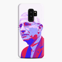 Load image into Gallery viewer, Anthony Fauci illustration Art Samsung Galaxy S9 Plus Case, Snap Case | Webluence.com