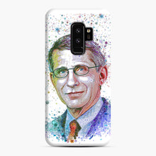 Load image into Gallery viewer, Anthony Fauci illustration Samsung Galaxy S9 Plus Case, Snap Case | Webluence.com