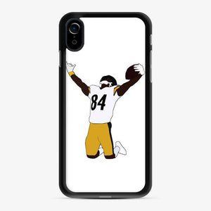 Antonio Brown Clipart iPhone XR Case
