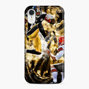 Antonio Brown Nfl The Skills iPhone XR Case