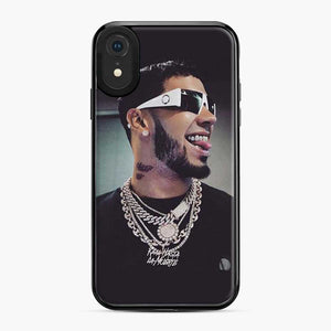 Anuel Aa Real Hasta La Muerte iPhone XR Case