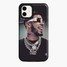 Load image into Gallery viewer, Anuel Aa Real Hasta La Muerte iPhone 11 Case