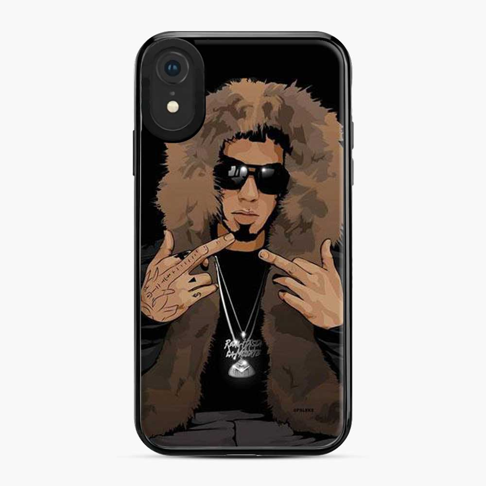Anuel Aa iPhone XR Case